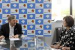 Imagem ilustrativa da notícia: Secretária Ana Pellini promete planejamento e parceria na gestão do meio ambiente