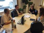 Imagem ilustrativa da notícia: Presidente da Famurs reuniu-se com secretária estadual do Ambiente e Desenvolvimento Sustentável