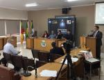 Imagem ilustrativa da notícia: Presidente da Famurs participa de seminário sobre Estratégias de Gestão no Sistema Público de Saneamento