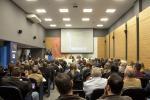 Imagem ilustrativa da notícia: Debate da Famurs sobre a Lei de Liberdade Econômica lota auditório da Federação