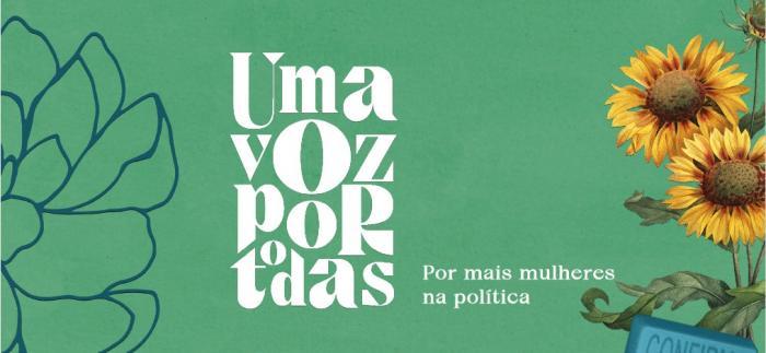 """Imagem ilustrativa da notícia: Famurs lança campanha """"Uma Voz Por Todas. Por mais mulheres na Política"""""""