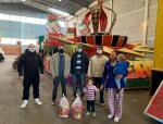 Imagem ilustrativa da notícia: Famurs e Sedac entregam cestas básicas para artistas circenses e trabalhadores do Carnaval