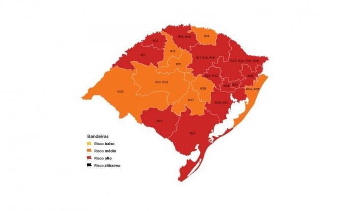 Imagem ilustrativa da notícia: Pesquisa da Famurs revela o pensamento dos prefeitos sobre o modelo de distanciamento controlado do governo do Estado