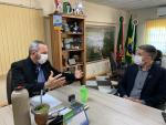 Imagem ilustrativa da notícia: Presidente da Famurs visita municípios do Vale do Rio do Pardo e da Fronteira Oeste