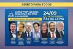 Imagem ilustrativa da notícia: Com grande procura, curso sobre eleições municipais em meio à pandemia será gratuito e transmitido ao vivo