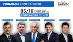 Imagem ilustrativa da notícia: Presidente da Famurs debate renovação de gestores municipais após eleições