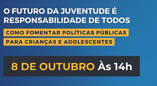 Imagem ilustrativa da notícia: Famurs e Fase promovem live para debater intersetorialidade e políticas públicas para crianças e adolescentes