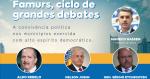 Imagem ilustrativa da notícia: Quarta edição do Ciclo de Grandes Debates recebe ex-representantes da Justiça, Defesa e Segurança Institucional no Governo Federal