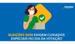 Imagem ilustrativa da notícia: Eleições 2020: O que você precisa saber sobre o dia de votação