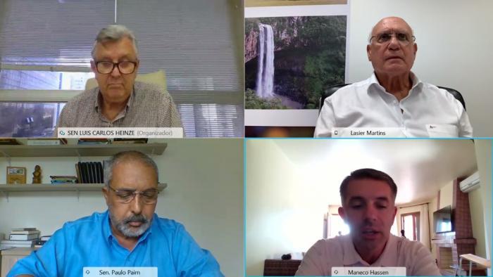 Imagem ilustrativa da notícia: Famurs solicita apoio dos senadores gaúchos em manutenção dos auxílios emergenciais