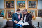 Imagem ilustrativa da notícia: Maneco Hassen entrega cem decretos municipais de calamidade pública ao Presidente da Assembleia Legislativa