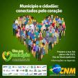Imagem ilustrativa da notícia: Viva seu Município: movimento municipalista lança campanha para reforçar diálogo com a população