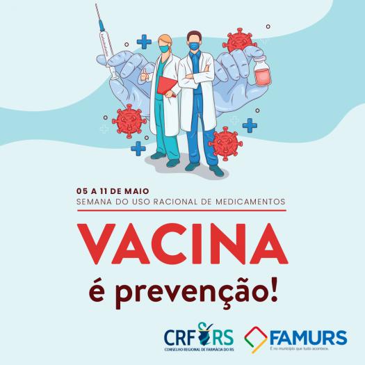 Imagem ilustrativa da notícia: Números mostram importância das vacinas como prevenção em saúde