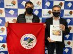 Imagem ilustrativa da notícia: Presidente Maneco Hassen recebe integrantes de projeto de plantio e uso de sementes crioulas para alimentação saudável