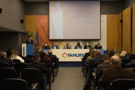 Imagem ilustrativa da notícia: Famurs realiza primeira Assembleia Geral da gestão 2021/2022