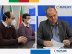 Imagem ilustrativa da notícia: Famurs e Portal de Compras Públicas renovam parceria para qualificar gestores municipais