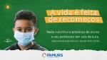 """Imagem ilustrativa da notícia: Famurs lança campanha sobre volta às aulas: """"A vida é feita de recomeços"""""""