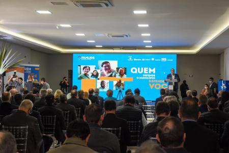 Imagem ilustrativa da notícia: Presidente da Famurs afirma que o momento exige união dos prefeitos